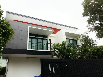 For RentHouseLadprao 48, Chokchai 4, Ladprao 71 : Modern style single house for rent in Soi Chokchai 4, Ladprao Rd.