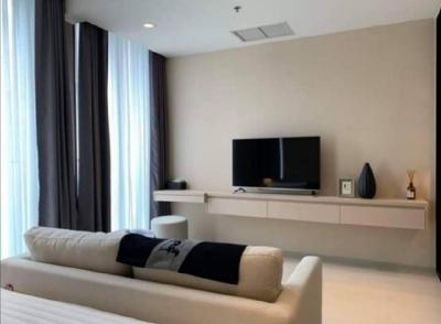 For SaleCondoWitthayu,Ploenchit  ,Langsuan : 🏢Noble Ploenchit for Sales 1 Bedroom, Fully furnished, Nice view