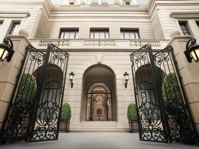 ขายคอนโดวิทยุ ชิดลม หลังสวน : คอนโดซูเปอร์ลักชัวรี ใจกลางย่านเพลินจิต แบบ 3 ห้องนอน พร้อมขาย เเละเช่า Super luxury condominium, Three bedroom living spaces for sale and rent