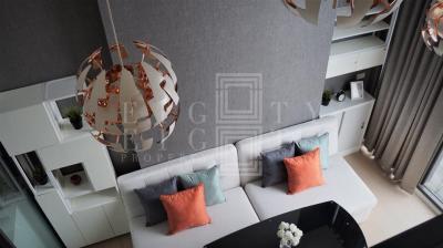 เช่าคอนโดพระราม 9 เพชรบุรีตัดใหม่ : For Rent Chewathai Residence Asoke (31 sqm.)