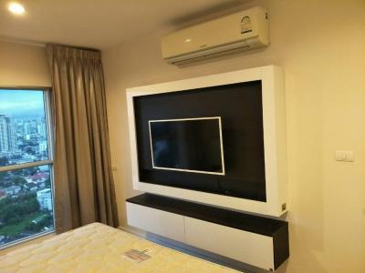For RentCondoOnnut, Udomsuk : Aspire Soi 48 ( 2 beds 54 Sqm ) @BTSPhakanong 25,000 THB