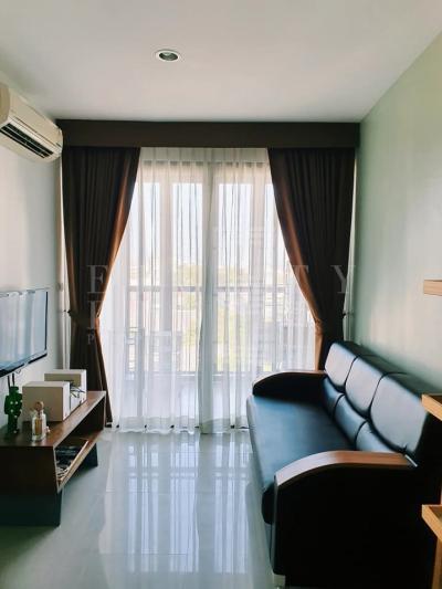 เช่าคอนโดลาดพร้าว เซ็นทรัลลาดพร้าว : For Rent Ideo Ladprao 17 (34 sqm.)