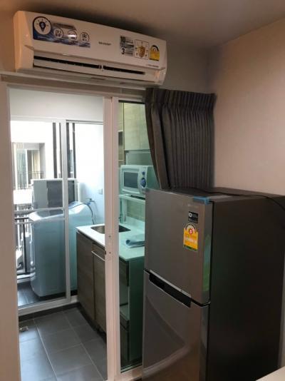 For RentCondoOnnut, Udomsuk : Regent Home sukhumvit 81 for rent 8,000 Baht / Month