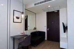 For SaleCondoSiam Paragon ,Chulalongkorn,Samyan : For Sale, 1Bed, East, Beautiful position, Ashton Chula-Silom, 32.5 sq. M. 6.94 mb (transfer fee is half)