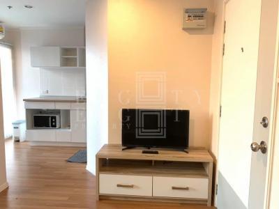 For RentCondoRama9, Petchburi, RCA : For Rent Lumpini Park Rama 9-Ratchada (26 sqm.)