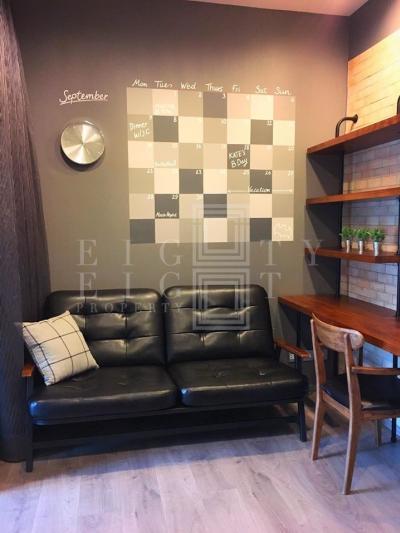 เช่าคอนโดลาดพร้าว เซ็นทรัลลาดพร้าว : For Rent Whizdom Avenue Ratchada-Ladprao (30 sqm.)