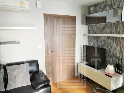 เช่าคอนโดอ่อนนุช อุดมสุข : For Rent The BASE Sukhumvit 77 (31 sqm.)