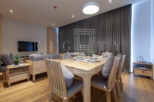 For RentCondoSukhumvit, Asoke, Thonglor : For Rent Park 24 (92.66 sqm.)