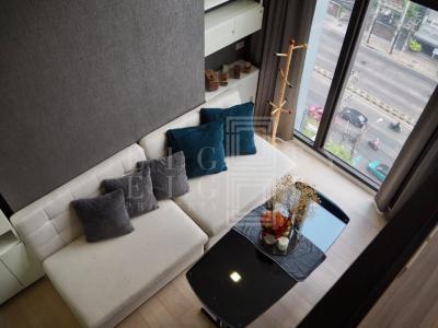 เช่าคอนโดพระราม 9 เพชรบุรีตัดใหม่ : For Rent Chewathai Residence Asoke (35 sqm.)