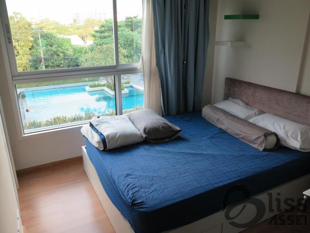 For RentCondoRamkhamhaeng, Hua Mak : For rent D condo Ramkhamhaeng Soi 9, fully furnished