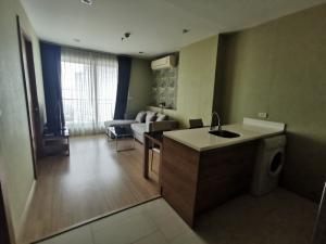 เช่าคอนโดรัชดา ห้วยขวาง : Free wifi!- For Rent 租赁式公寓 Rhythm Huaykwang 1bed 46 sq.m. 18,000 THB Tel. 065-9899065