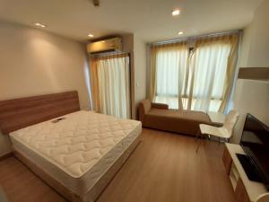 เช่าคอนโดพระราม 9 เพชรบุรีตัดใหม่ : For Rent 租赁式公寓 Casa Asoke-Dindaeng (studio)26sq.m. 9,000 THB Tel. 065-9899065