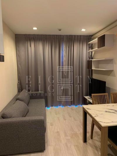 เช่าคอนโดราชเทวี พญาไท : For Rent IDEO Mobi Phayathai (53 sqm.)