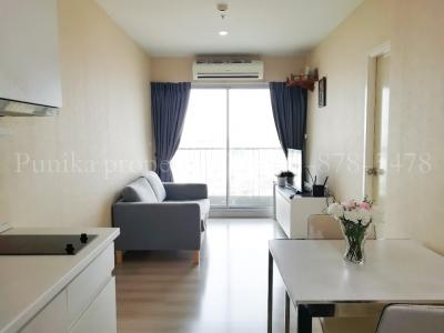For SaleCondoWongwianyai, Charoennakor : Selling at a loss! Luxurious room, very beautiful, ready!! Cheapest in the project! Motif Condo, Wongwian Yai, east, cool breeze all day