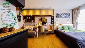 For RentCondoBangna, Lasalle, Bearing : Condo for Rent Ideo O2 Bangna near BTS Bang Na