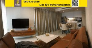 For SaleCondoRama3 (Riverside),Satupadit : Sell Star View Rama 3, luxury condo in Rama 32 area, bedroom with private elevator 120-meter long swimming pool More than 100% parking ** Fully furnished, ready to move ** Floor 19, price 8.5 million ** Negotiable The owner is very kind.