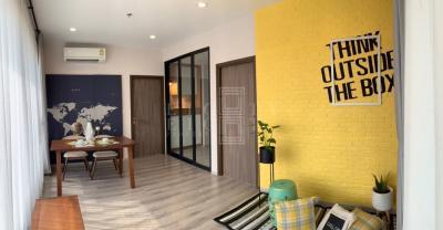 เช่าคอนโดพระราม 9 เพชรบุรีตัดใหม่ : For Rent Ideo Mobi Asoke (56 sqm.)