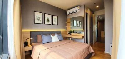 For SaleCondoLadprao, Central Ladprao : OS-0183 M Ladprao for sale, next to BTS Lat Phrao junction, ready to move in