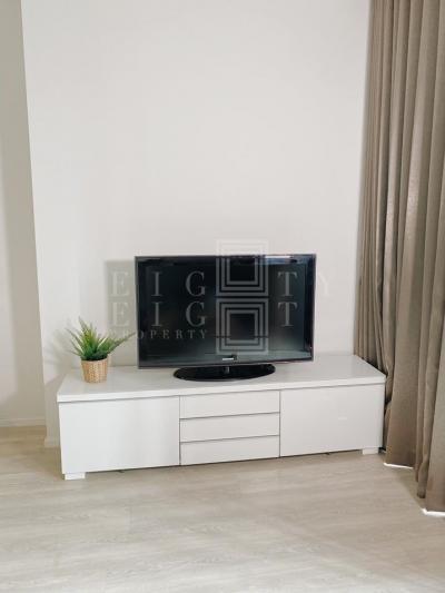เช่าคอนโดรัชดา ห้วยขวาง : For Rent Quinn Condominium (44 sqm.)