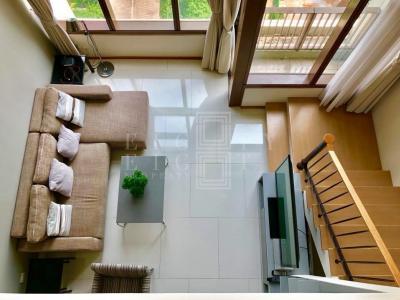 เช่าคอนโดสุขุมวิท อโศก ทองหล่อ : For Rent The Emporio Place (72.68 sqm.)