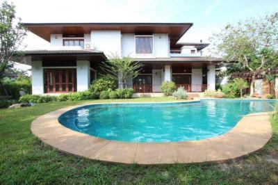 ขายบ้านพัฒนาการ ศรีนครินทร์ : ขาย บ้านเดี่ยว หลังใหญ่ หมู่บ้านปัญญา ซอยพัฒนาการ 30 ราคาดีที่สุดในโครงการ