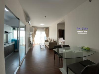 For SaleCondoChiang Mai, Chiang Rai : 64 Sqm Floor 22 Supalai Monte 2 Condo Fully furnished Condo for Sell 4.4 MB near Central Festival