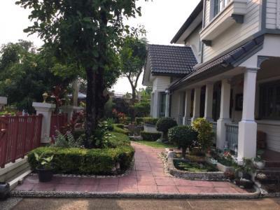 ขายบ้านบางแค เพชรเกษม : ขายบ้านเดี่ยว 134 ตรว. หลังมุม หมู่บ้านลัดดารมย์ เพชรเกษม 69 บางบอน 4 พระราม 2 หนองแขม