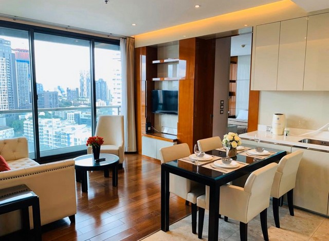For RentCondoSukhumvit, Asoke, Thonglor : ++ For rent ++ The Address Sukhumvit 28 ** 2 bedrooms 67.64 sq.m., 18th floor, fully furnished, ready to move in