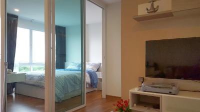 For RentCondoVipawadee, Don Mueang, Lak Si : Condo for rent, parc residence @ Phahon, 67 corner room, BTS Saiyud