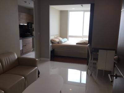 For SaleCondoSamrong, Samut Prakan : For sale Metropolis Samrong 22th floor Good spot Samutprakan area Size: 35