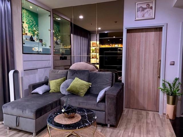 For SaleCondoSapankwai,Jatujak : +++ Urgent sale +++ THE LINE Jatujak-Mochit ** 1 Bedroom 44.63 sq m, Chatuchak Park view, fully furnished !!