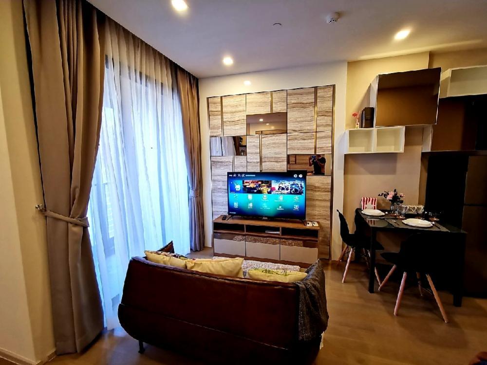 ขายคอนโดสุขุมวิท อโศก ทองหล่อ : For Sale Ashton Asoke1 bedroom 34sqm East view28th Floor