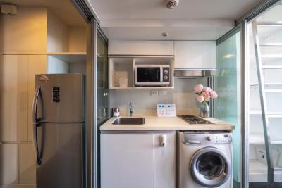 เช่าคอนโดสุขุมวิท อโศก ทองหล่อ : 1 Bed Condo for Rent at IDEO MORPH 38 [Ref: P#202001-11201]