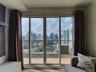 For RentCondoNana, North Nana,Sukhumvit13, Soi Nana : 1 Bed Condo for Rent at 15 Sukhumvit Residences [Ref: P#202001-11197]