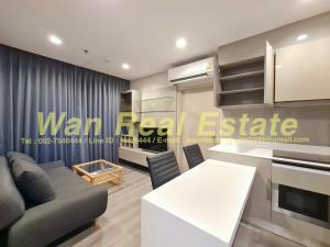 For RentCondoRattanathibet, Sanambinna : Rent 2 bedroom politan rive, 52.5 sq.m., 31st floor, river view, fully furnished