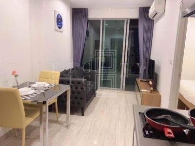 For RentCondoBang Sue, Wong Sawang : For Rent Ideo Mobi Bangsue Grand Interchange (31 sqm.)