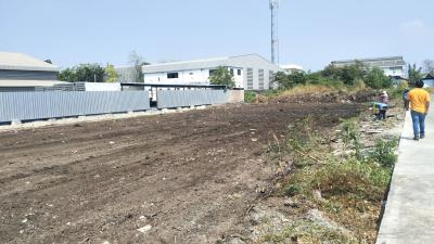 For SaleLandSamrong, Samut Prakan : Land for sale in Bang Phli, Samut Prakan, Soi Thai Insurance 40,42,46,48