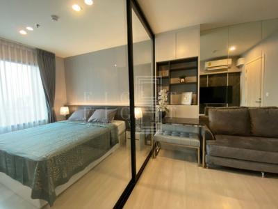 เช่าคอนโดพระราม 9 เพชรบุรีตัดใหม่ : For Rent Life Asoke (39 sqm.)