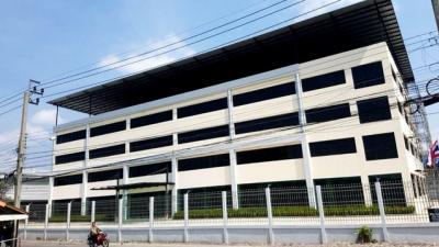 เช่าโกดังบางแค เพชรเกษม : RK022ให้เช่าโกดัง สำนักงาน 4 ชั้น ลิฟท์ 2 ตัว 5200 ตรม หนองแขม