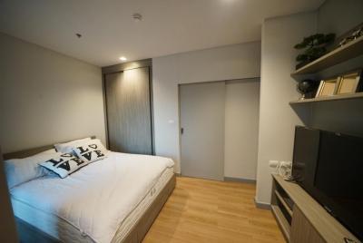 For RentCondoLadprao, Central Ladprao : ++++ Luxury condo, studio room, high floor, next to MRT Lat Phrao ++++