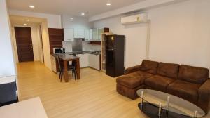 For RentCondoRatchadapisek, Huaikwang, Suttisan : 2 bedrooms Condo for rent at Amanta Ratchada (Resort style) near MRT Thai Cultural Centre