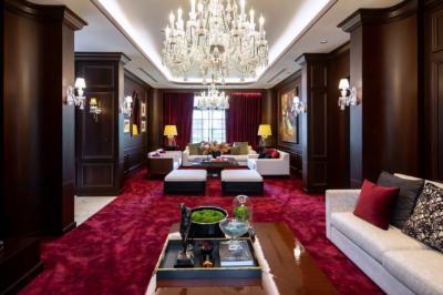 For SaleHousePattanakan, Srinakarin : SH180383 New Luxury 5 bedroom single house with fully furnished for sale, BAAN SANSIRI PATTANAKARN