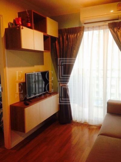เช่าคอนโดพระราม 9 เพชรบุรีตัดใหม่ : For Rent Lumpini Park Rama 9-Ratchada (30 sqm.)