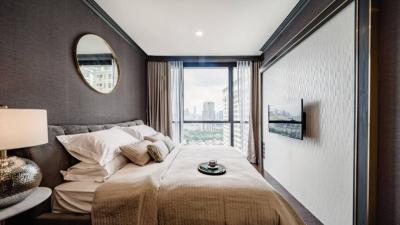 For SaleCondoRatchathewi,Phayathai : Urgent SALE, The LINE Ratchathewi ** 2 bedrooms, 60 sq.m., high floor, south, fully furnished