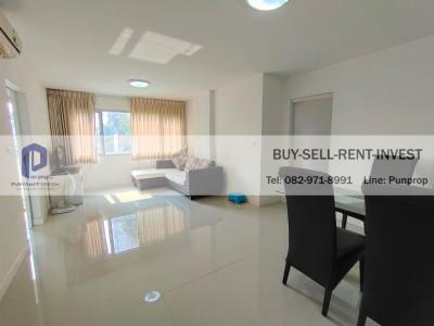 เช่าคอนโดอ่อนนุช อุดมสุข : Condo For Rent@ Condo One Sukhumvit 67 Closed To BTS Phra Khanong 1 Br. 50 Sqm. 3rd Fl. 15, 000 Baht/Month