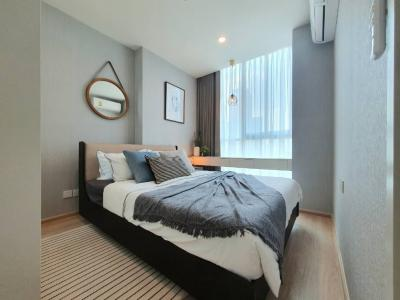 For SaleCondoRatchadapisek, Huaikwang, Suttisan : For Sale Noble Revolve 2 Sale 3,720,000 Baht Floor 12A Noble revolve 1 bedroom 25.72 sqm (Sale include all transfer fees)