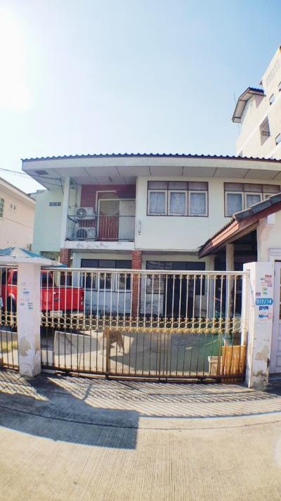 For SaleHouseVipawadee, Don Mueang, Lak Si : 2 storey detached house for sale in Soi Phahonyothin 62 (Soi Chuen Sin), near to BTS 25 km, only 5 minutes. Urgent !!!
