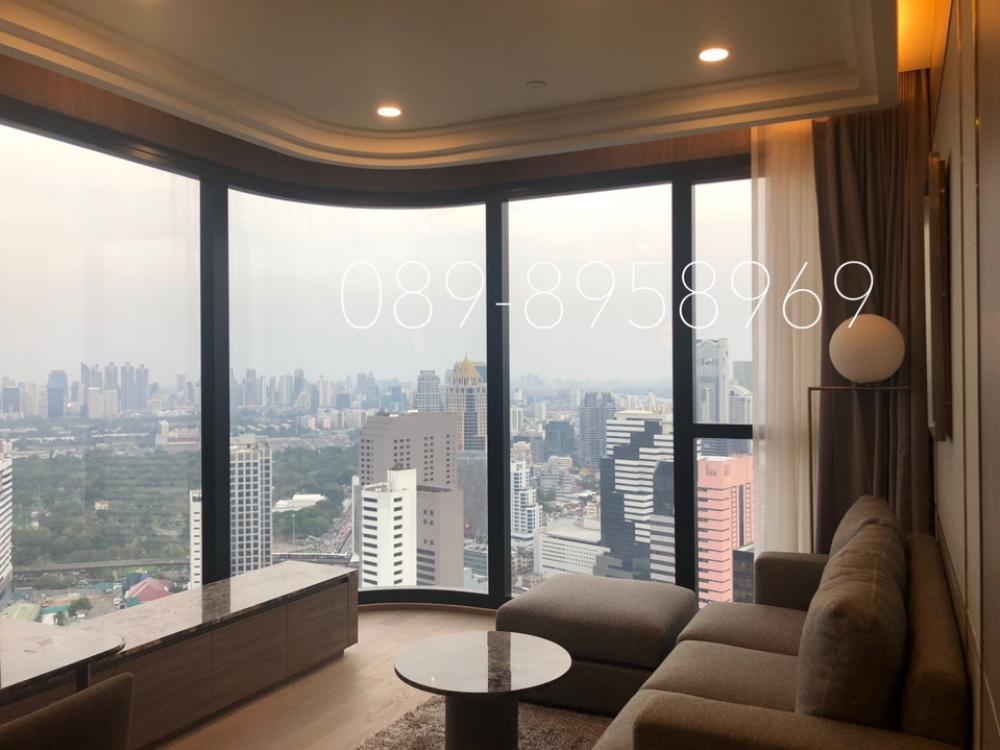 For SaleCondoSiam Paragon ,Chulalongkorn,Samyan : Ashton chula Silom, 2 bed, Garden view, New room, Cheap sale