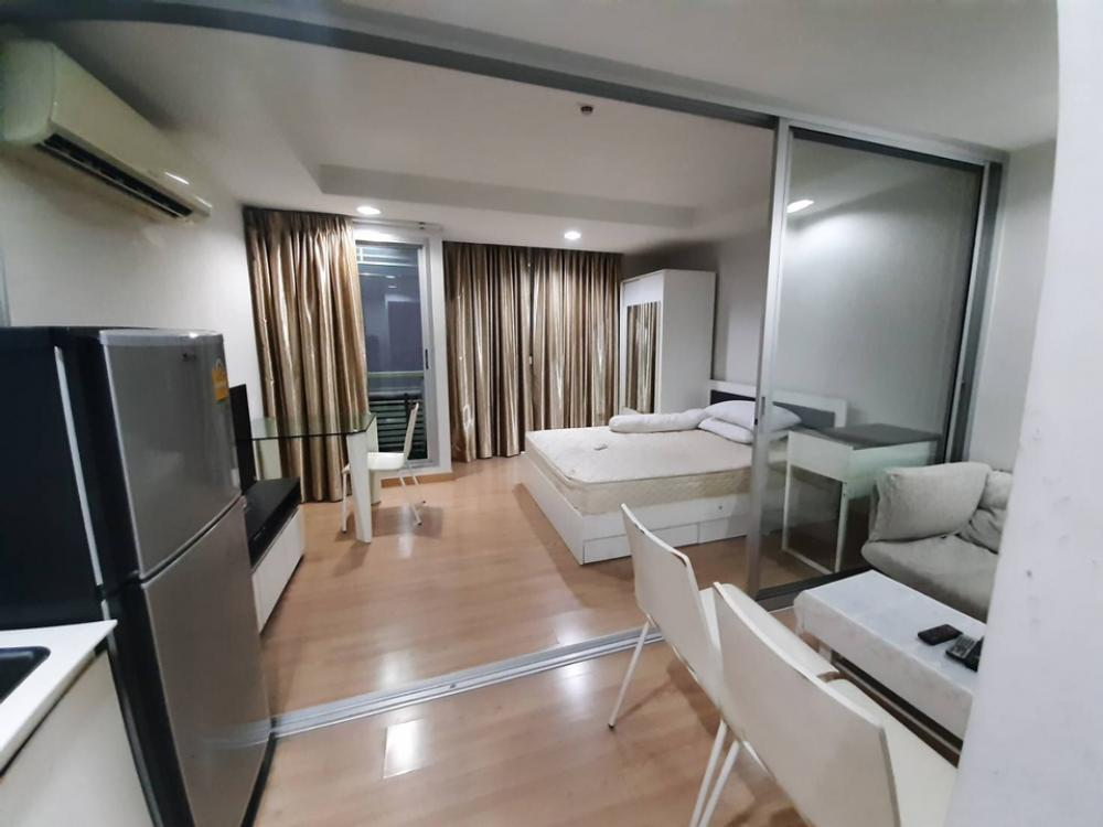 For SaleCondoRatchadapisek, Huaikwang, Suttisan : Condo for sale at The Kris 5 (Soi Ratchada 17), 400 meters from MRT Sutthisan