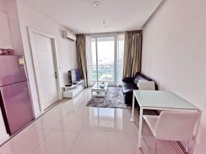 For RentCondoRama9, RCA, Petchaburi : ให้เช่าห้องมุม คอนโด TC Green Rama 9 (ทีซี กรีน พระราม 9) ชั้นสูง